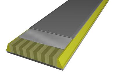 Sandwich Sidewall Construction - ilustrační obrázek